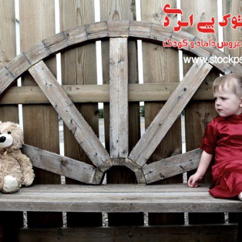 بکگراند آتلیه ای کودک