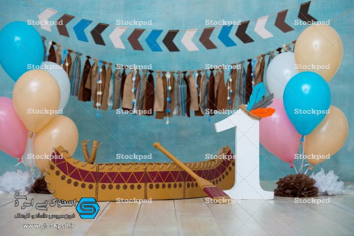دانلود بکدراپ برای طراحی عکس نوزاد