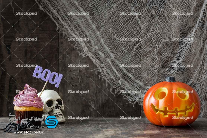 خرید بک گراند هالووین آتلیه