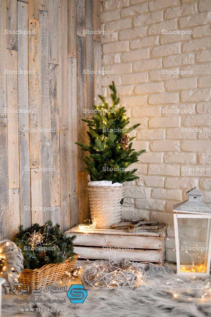 خرید بک گراند کریسمس آتلیه