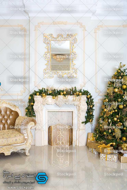 دانلود بک گراند جشن کریسمس