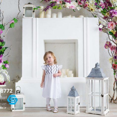 مجموعه بک گراند آتلیه مخصوص طراحی عکس کودک