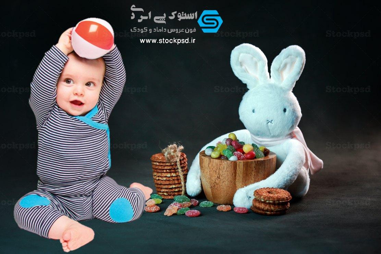 بک گراند کودک عکاسی