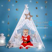 بک گراند طراحی عکس کریسمس