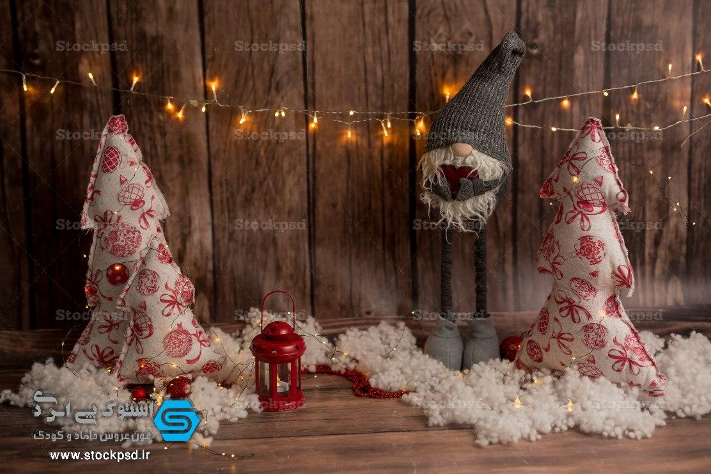 جدیدترین بک گراند کریسمس