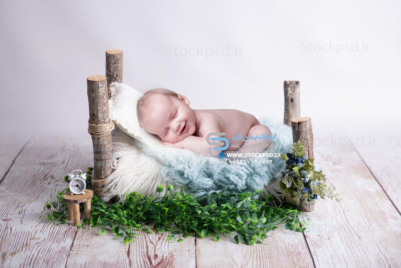 دانلود جدیدترین بکدراپ نوزاد