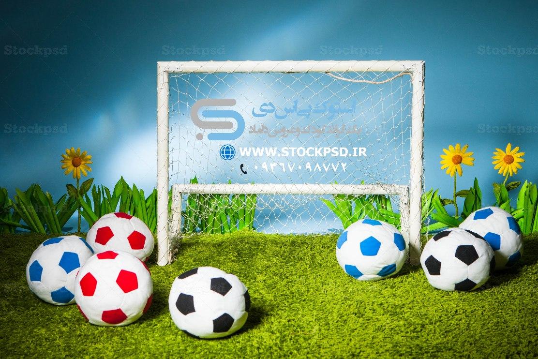 بکگراند فوتبالی عکاسی